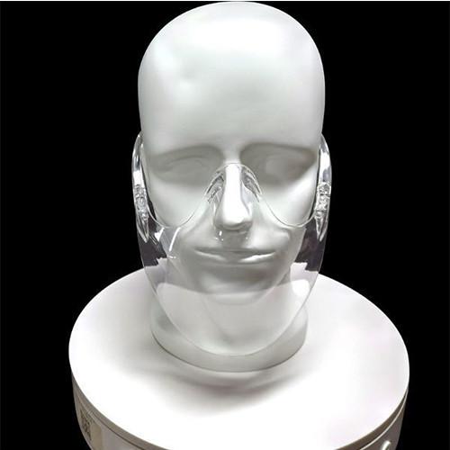 ZZ PolyCarbonate Half Face Shield